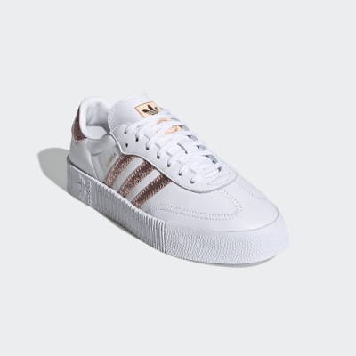 adidas SAMBAROSE 經典鞋 女 FX3816