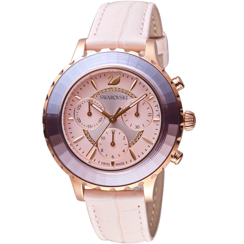 SWAROVSKI施華洛世奇Octea Lux Chrono手錶(5452501)