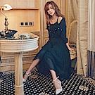 IREAL必敗!!浪漫時髦雙層挺版氣勢紗裙