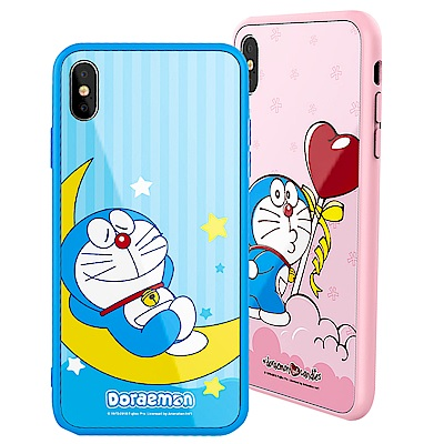 iStyle iPhoneXS Max 6.5 吋 哆啦A夢鏡面手機殼 @ Y!購物