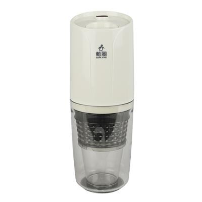 勳風 充電式無線果汁機活氧蔬果慢磨機(CHF-T3300)健康無線