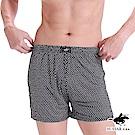 HUSSAR  機能舒適包腰織帶平口褲-12件組