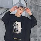 DADA SUPREME  潮流釦環裝飾毛帽-灰