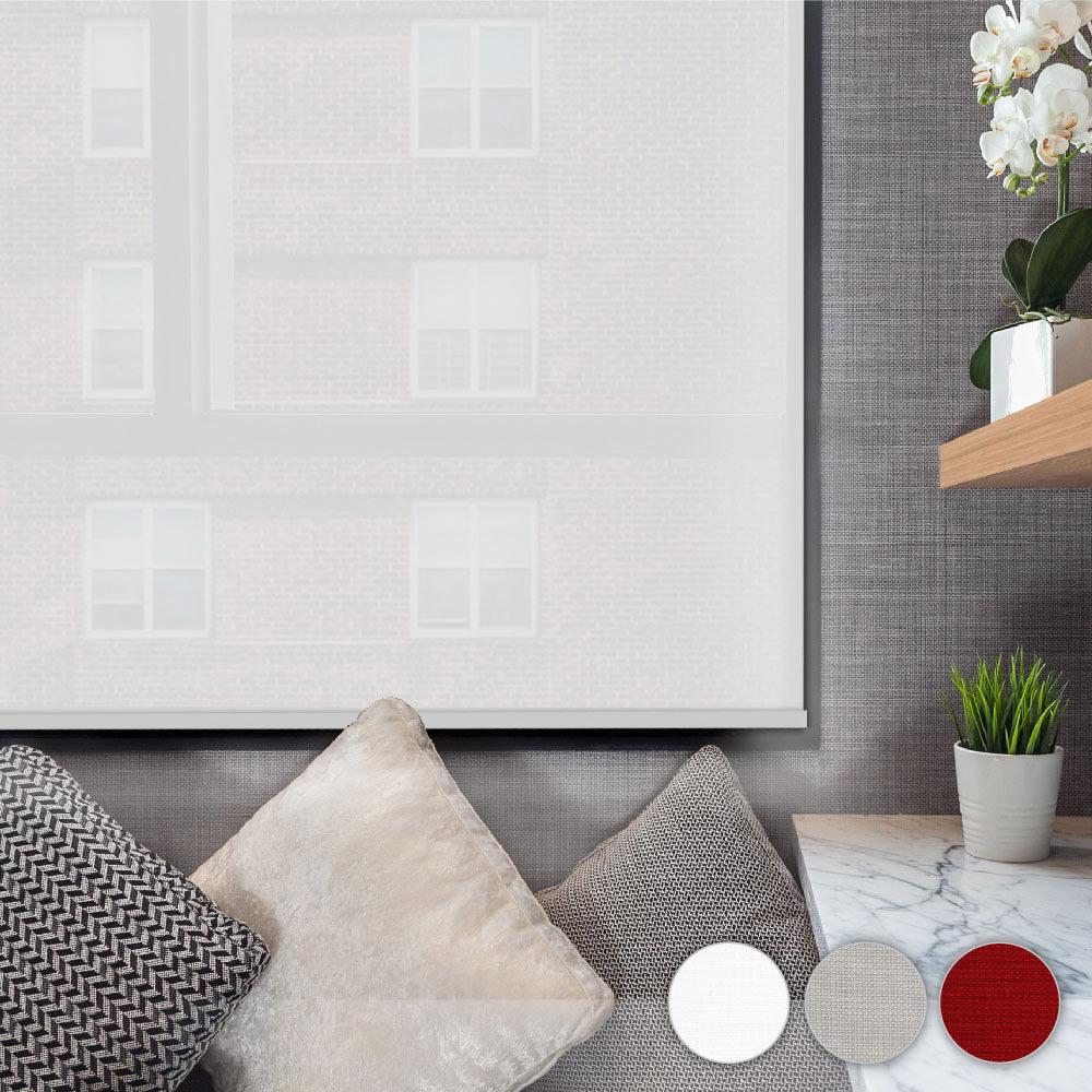 加點 165x185cm可DIY搖控電動 Dobby染色布系列遮光 捲簾 窗簾