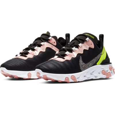 NIKE 慢跑鞋 輕量 舒適 避震 運動 女鞋 CD6964002 REACT ELEMENT 55 PRM