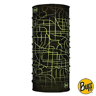 《BUFF》Plus反光頭巾-極限延展 BF 118105 - 999