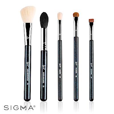 Sigma 美麗的夜限量刷具五件組 Nightlife Brush Set