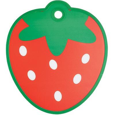 《KitchenCraft》雙面砧板(草莓27cm)