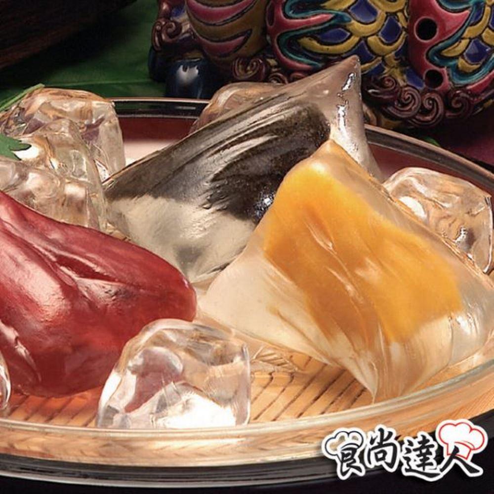 端午限定*食尚達人 經典冰Q粽(6顆)