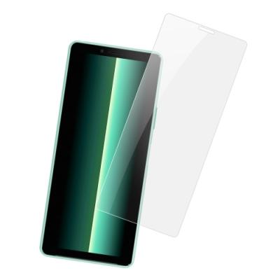 Sony Xperia 10 II 非滿版 透明 9H鋼化玻璃膜 手機 保護貼 (SONY10II保護貼 SONY10II鋼化膜 )