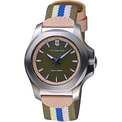 VICTORINOX瑞士維氏I.N.O.X.V前衛個性腕錶(VISA-241809)