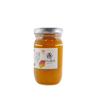 picky digger 嚴選格外農品 愛文芒果果茶醬Mango Jam /果醬/水果沙拉醬/ 270g *1入