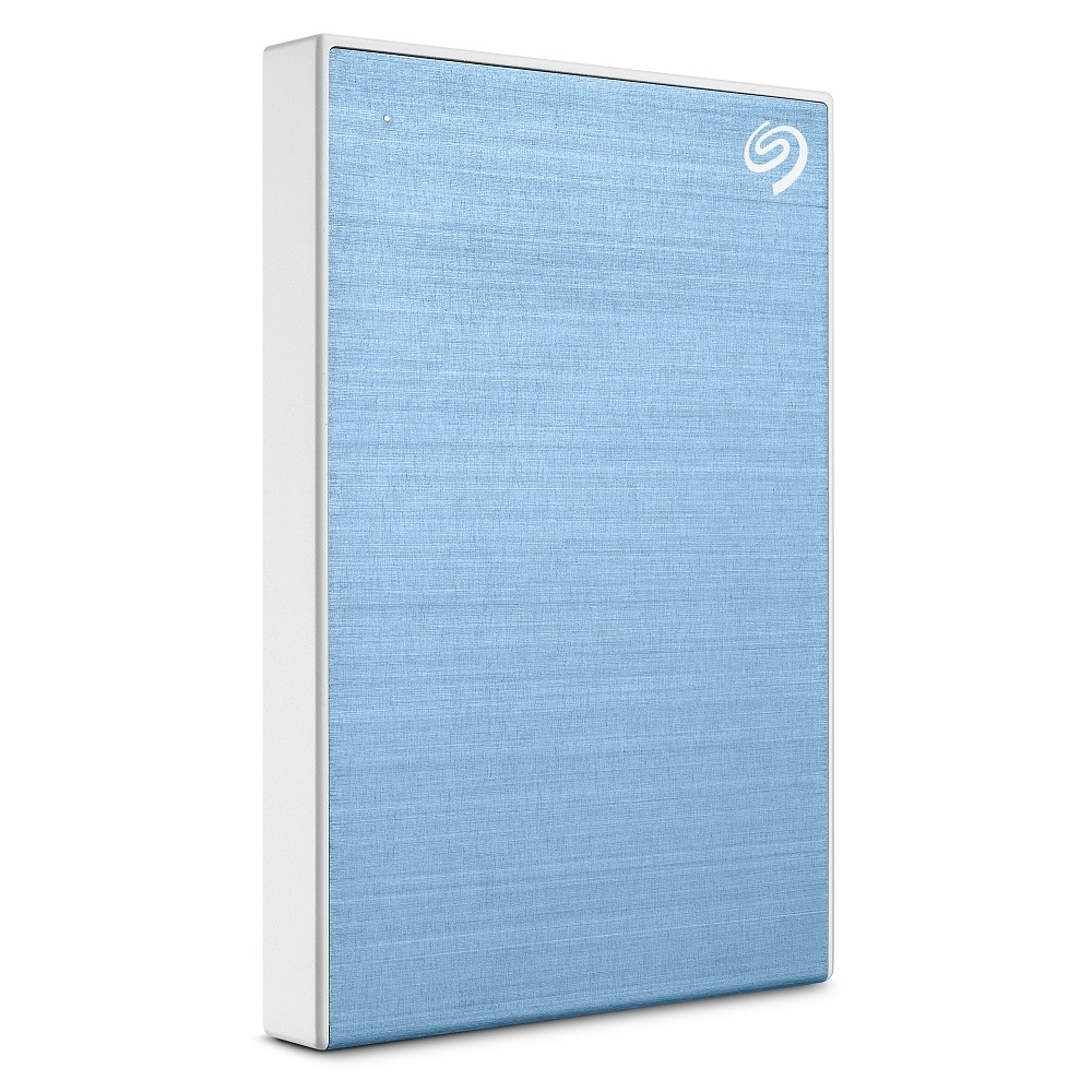 Seagate Backup Plus Slim 2.5吋 2TB 行動硬碟(冰川藍)