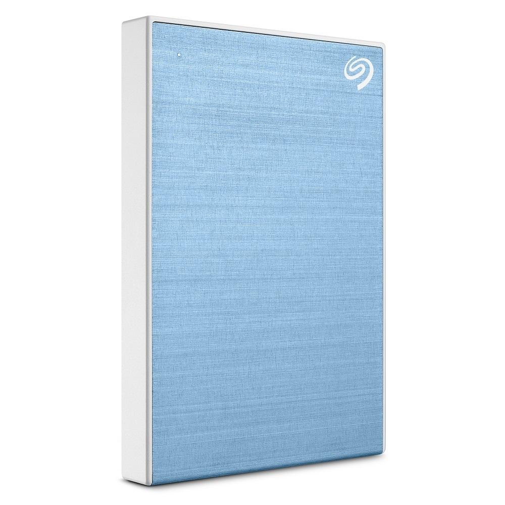 Seagate Backup Plus Slim 2.5吋 1TB 行動硬碟(冰川藍)