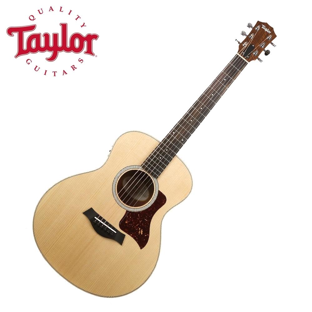 Taylor GS Mini E Black Limba 限量款電民謠木吉他