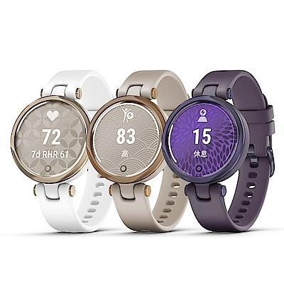 [時時樂限定] GARMIN Lily 智慧腕錶 運動款