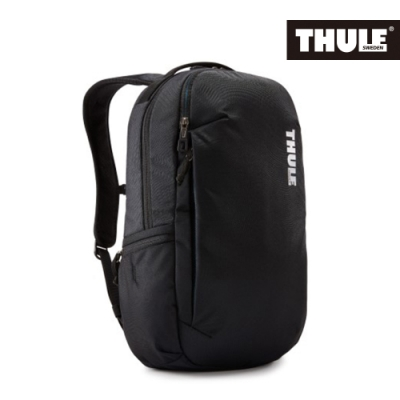 THULE-Subterra Backpack 23L筆電後背包TSLB-315-黑