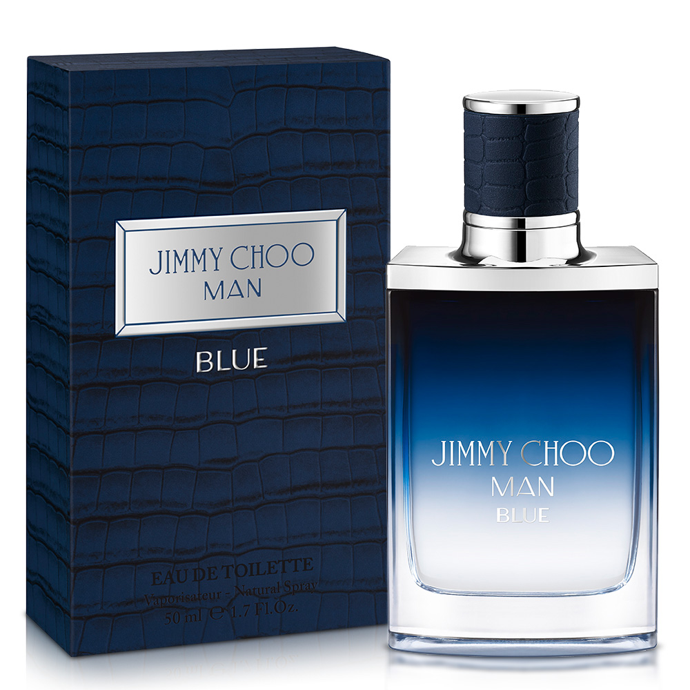 JIMMY CHOO  酷藍男性淡香水50ml