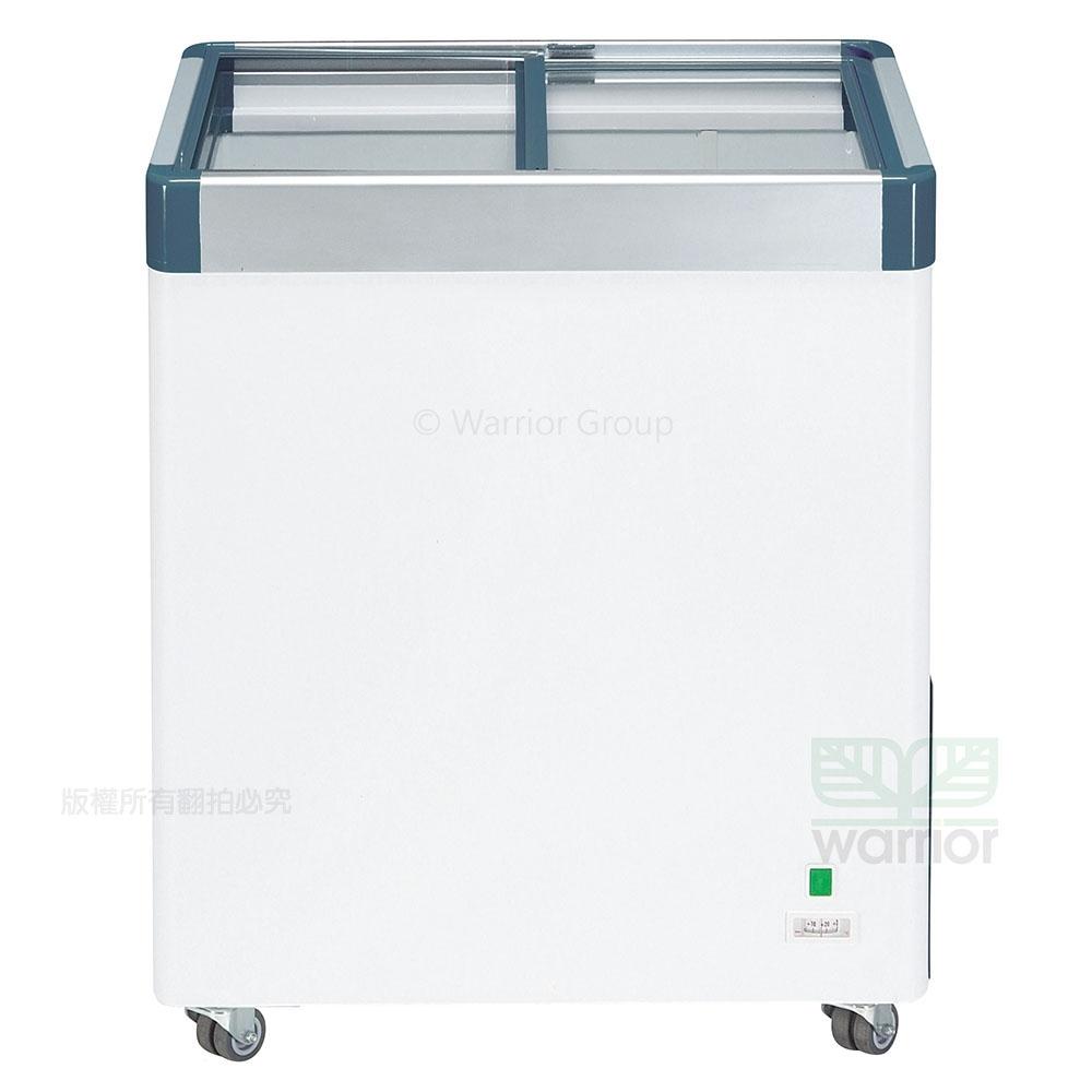 德國利勃LIEBHERR 2尺5 玻璃推拉冷凍櫃108L (EFE-1102)