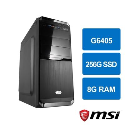 微星H510平台[風火之刃]G6405/8G/256G_SSD