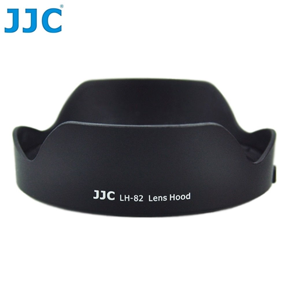 JJC副廠Canon遮光罩LH-82(相容佳能原廠EW-82遮光罩lens hood)適EF 16-35mm f/4L IS USM