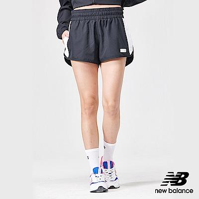New Balance短褲_AWS91559BK_女黑色