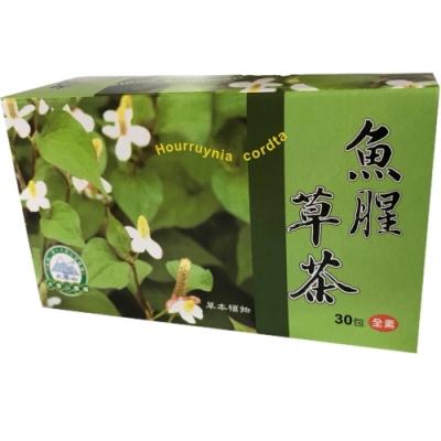 大雪山農場 魚腥草茶(30包x4盒)