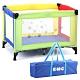 EMC 輕巧型安全嬰兒床(具遊戲功能)(彩色) product thumbnail 1