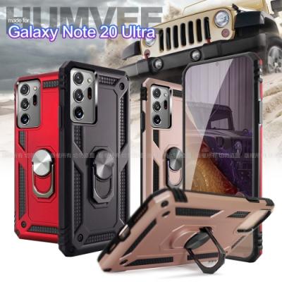 CITY for Samsung Galaxy Note20 Ultra 個性軍士磁吸防摔手機殼