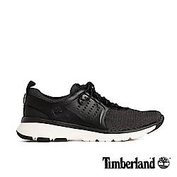 Timberland 男款黑色淺口運動靴   A1TLW015