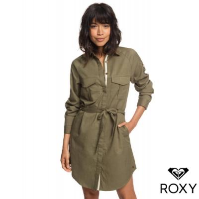 【ROXY】KHAKI SPHERE 洋裝