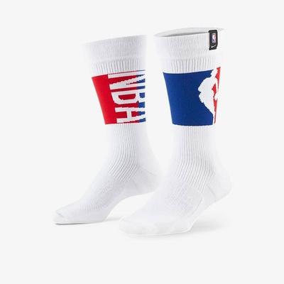 Nike SNKR SOX  NBA中筒襪-白-DA5062100