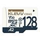 KLEVV 科賦 Micro SDXC UHS-1 U3 V30 A2 128GB 記憶卡 product thumbnail 1