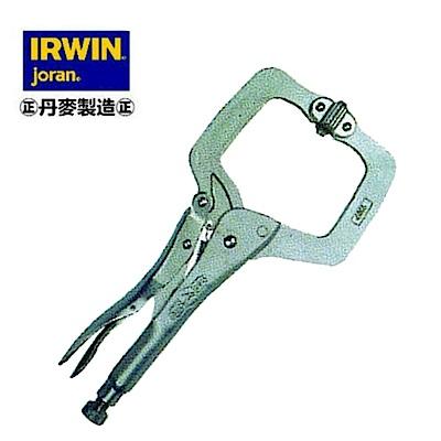 美國 IRWIN 握手牌 VISE-GRIP 活動爪型C型固定鉗 18SP