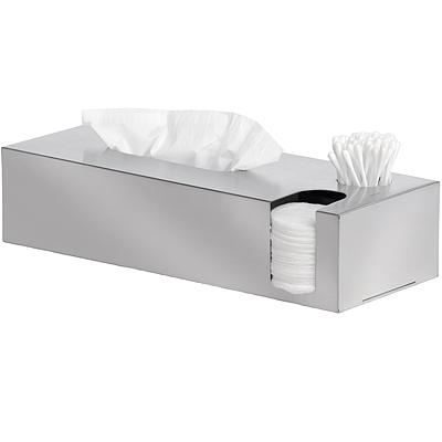 《BLOMUS》3in1不鏽鋼面紙盒