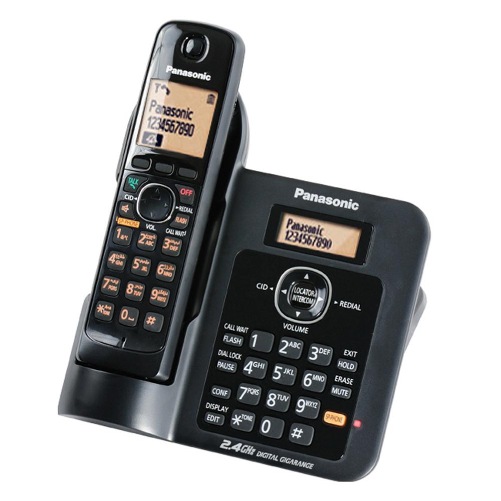 Panasonic 國際牌 2.4GHz超高頻數位式無線電話 KX-TG3811