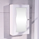【LOGIS】美人心機鏡面防水浴櫃 化妝櫃 飾品櫃 鏡台 鏡子 吊櫃 櫥櫃 product thumbnail 1