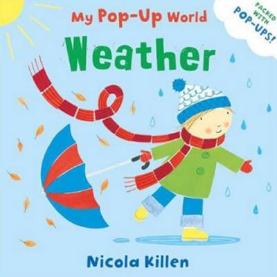 My Pop-Up World:Weather 天氣的變化立體操作書
