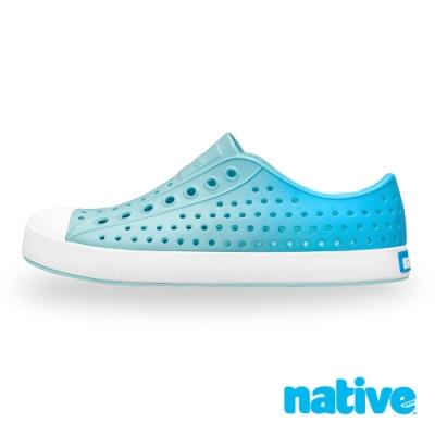 native JEFFERSON 男/女鞋-山麓藍x濕地藍