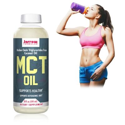 Jarrow賈羅公式 中鏈三酸甘油脂MCT Oil(椰子油來源)(591mlx2瓶)