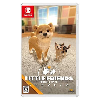 小小伙伴 -狗狗 & 貓貓  -- NS 中英文版