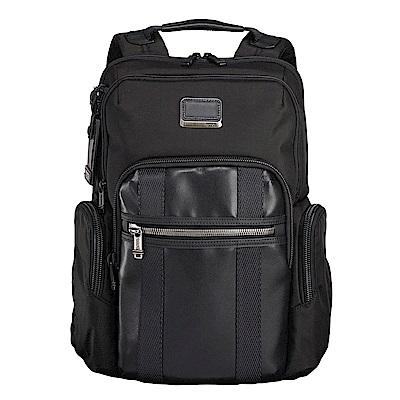 TUMI Nellis系列電腦後背包-黑色適用15吋筆電