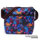 LeSportsac - Standard側背小方包(愛麗絲花園)