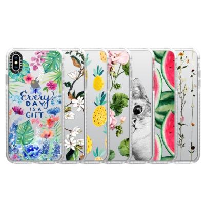 Casetify iPhone XS Max 耐衝擊保護殼