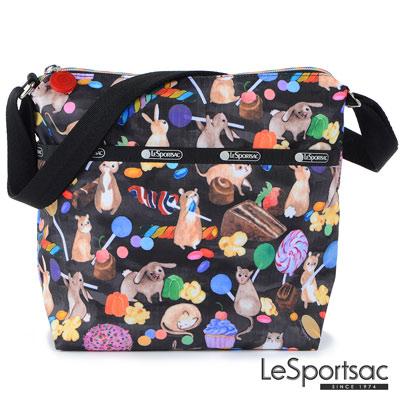 LeSportsac - Standard側背小方包(點心工廠)