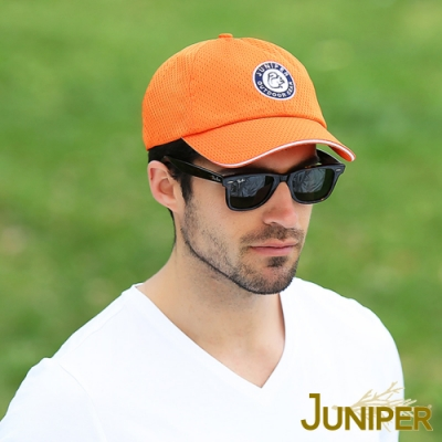 JUNIPER 清涼爽透氣網帽運動帽