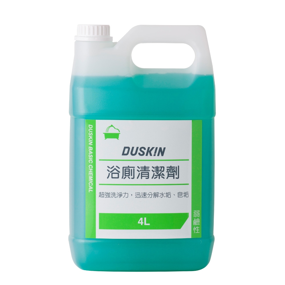 DUSKIN 浴廁清潔劑4L