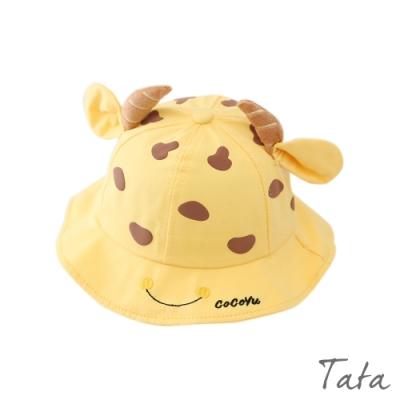 童裝 金牛角乳牛印花漁夫帽 共二色 TATA KIDS