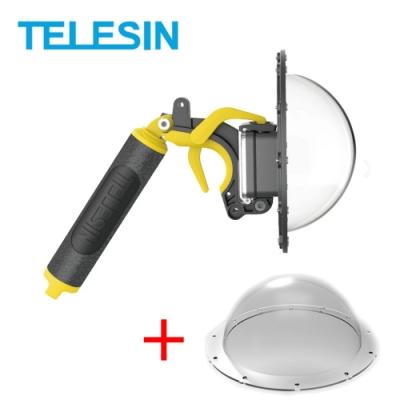 TELESIN Dome 分水鏡 水面鏡 GoPro Hero8 專用 加贈一組透明替換罩