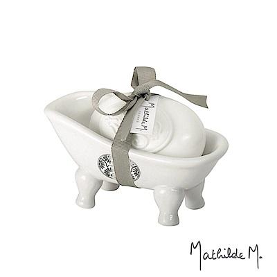 法國Mathilde M. 絲絲入扣浴缸香皂組